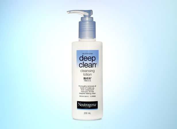 Neutrogena® Deep Clean® Cleansing Lotion 200ml