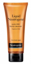 Liquid Neutrogena® Pure Mild Facial Cleanser FF 100ml