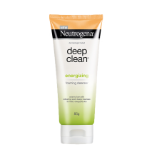 Neutrogena® Deep Clean® Energizing Foam Cleanser 85g