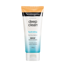 Neutrogena® Deep Clean® Hydrating Foaming Cleanser 100g