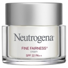 Neutrogena® Fine Fairness Cream SPF 22 PA++ 50g