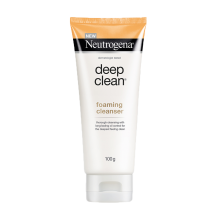 Neutrogena® Deep Clean® Foaming Cleanser 100g
