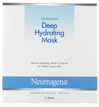 Neutrogena® Deep Hydrating Mask 5s