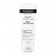 Neutrogena Deep Clean Micellar Gel Make Up Remover 100g