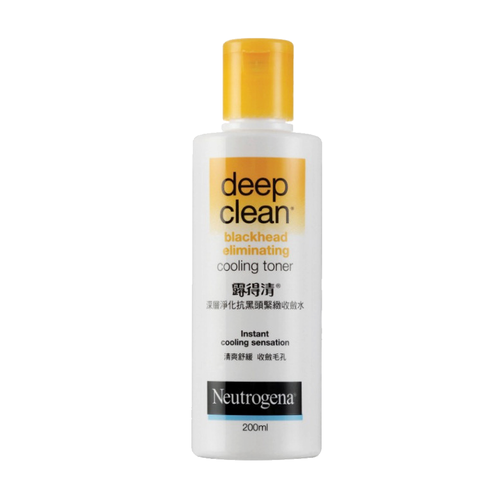 Deep Clean® Blackhead Eliminating Toner | NEUTROGENA® Malaysia