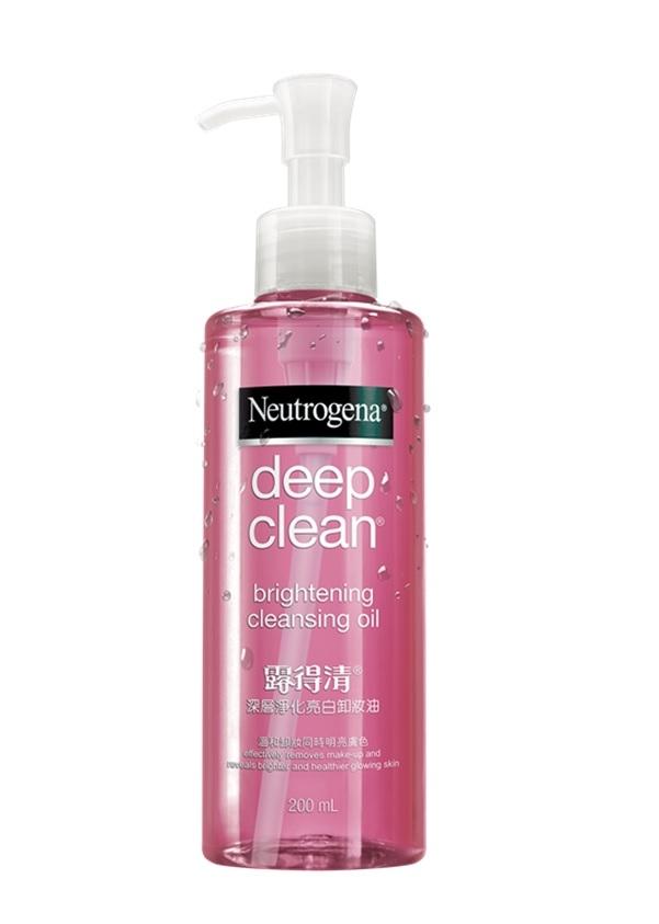 Neutrogena® Deep Clean® Brightening Cleansing Oil 200ml