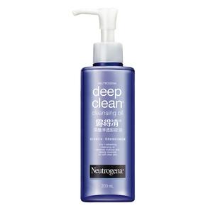 Neutrogena® Deep Clean® MakeUp Cleansing Oil 200ml