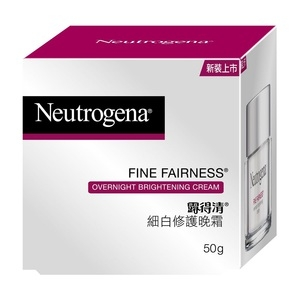Neutrogena® Fine Fairness® Overnight Brightening Cream 50g
