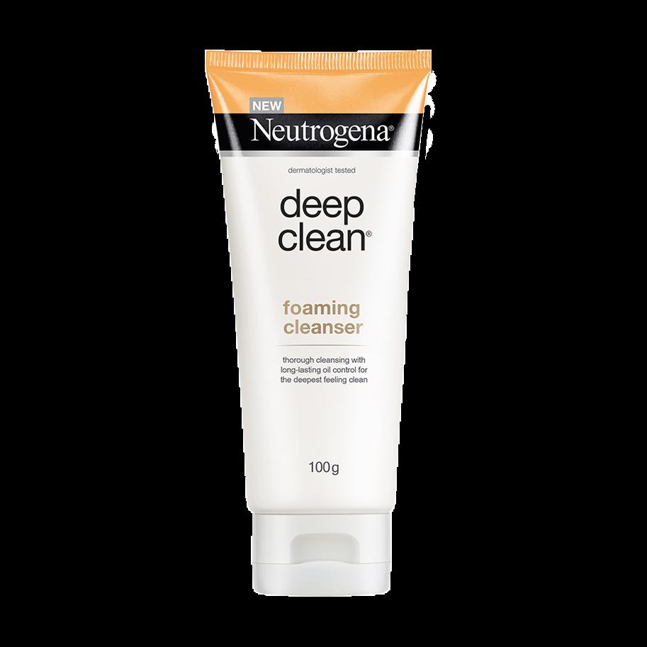 Neutrogena® Deep Clean® Foaming Cleanser 100g